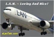 Fly LAN - aLanTait.Com Lan Tait Live